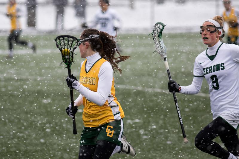 Clarkson Athletics: Women Lacrosse vs. William Smith