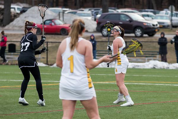 Clarkson Athletics: Women Lacrosse vs Potsdam. Clarkson win 15 to 4