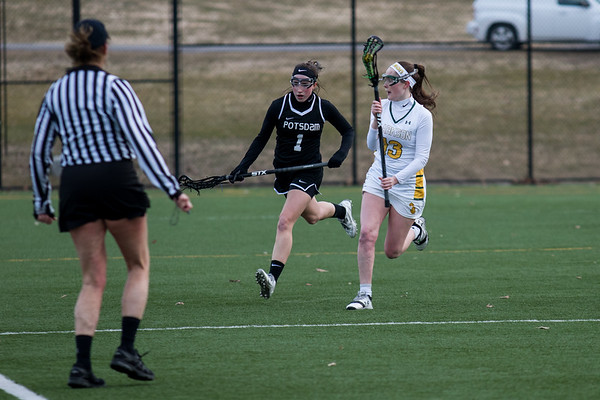 Clarkson Athletics: Women Lacrosse vs Potsdam. Clarkson win 15 to 4