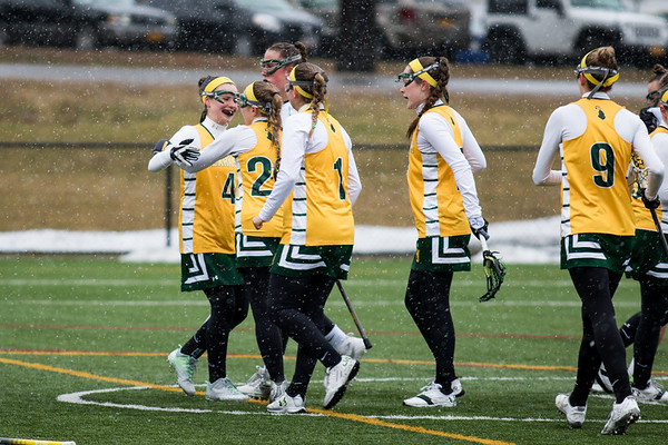 Clarkson Athletics: Women Lacrosse vs. Skidmore University. Photos from the first 20 min.