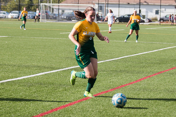 Clarkson Athletics Woman Soccer vs. Utica: Clarkson Win 3 to 1