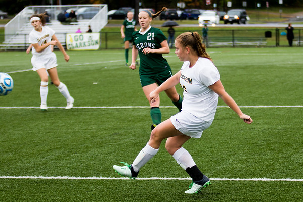 Clarkson Athletics: Women Soccer vs. William Smith College.
