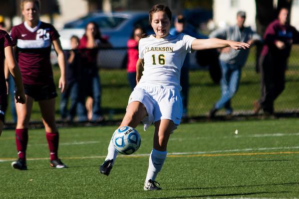 Clarkson Athletics: Women Soccer vs. Union.