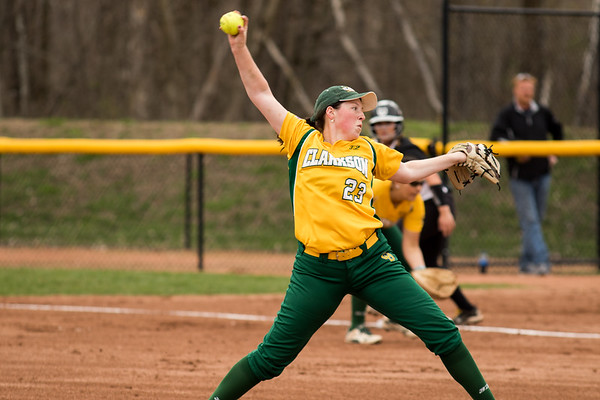 Clarkson Athletics: Women Softball vs. SUNY Potsdam
