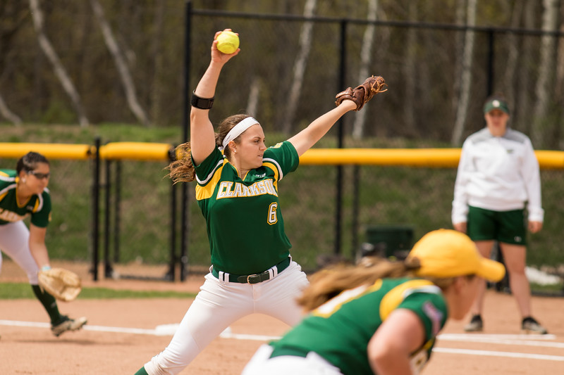 Clarkson Athletics: Women Softball vs. Skidmore