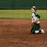 Clarkson Athletics: Women Softball vs RPI. Game 1. RPI win 2 to 0 in extra innings