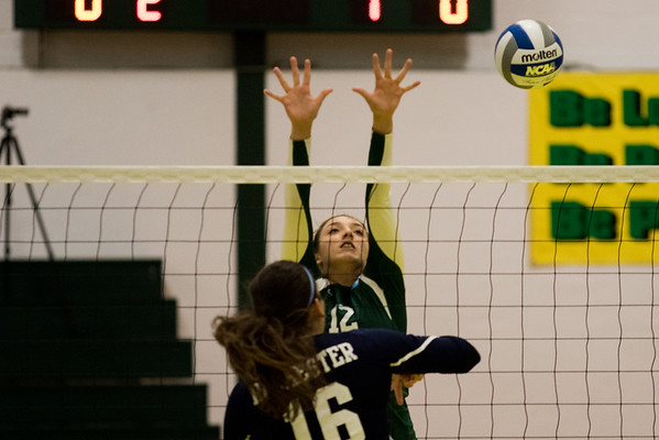 Clarkson Athletics: Women's Volleyball vs. University of Rochester. Clarkson win 3-1