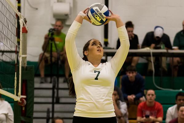 Clarkson Athletics: Women's Volleyball vs. SUNY Canton. Clarkson win 3-0