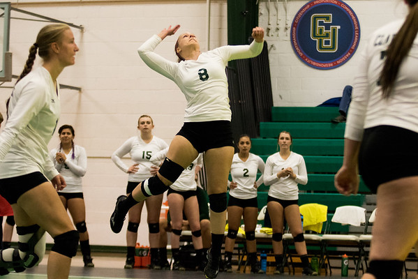 Clarkson Athletics: Women Volleyball vs. SUNY Potsdam