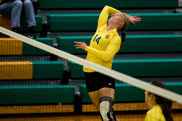 Clarkson Athletics: Women Volleyball vs. Williams College. Clarkson win 3-0