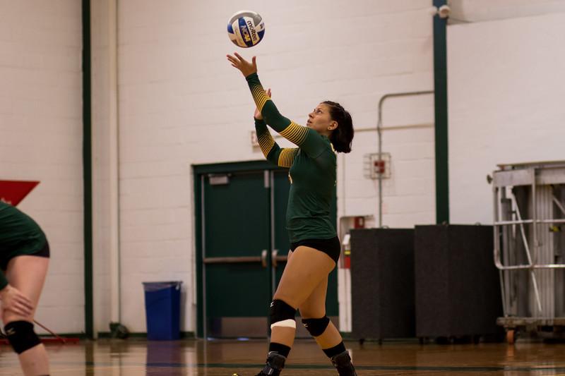 Clarkson Athletics: Women Volleyball vs. SUNY Plattsburgh. Clarkson win