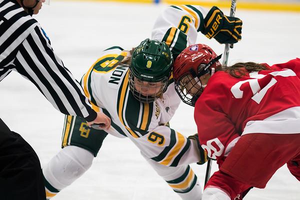 Clarkson Athletics: Women Hockey vs. Cornell. ECAC Championship Finals. Clarkson win 1 to 0.