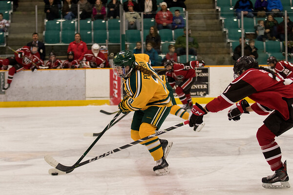 ECAC Women's Semi Final Clarkson vs. St. Lawrence. First Period