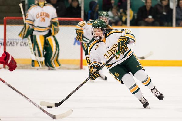 Clarkson Athletics: Women Hockey vs. Cornell. NCAA Quarter Finals Game