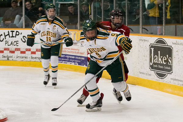 Clarkson Athletics: Women Hockey vs. St. Lawrence.