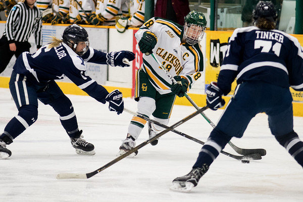 Clarkson Athletics: Women Hockey vs. Yale