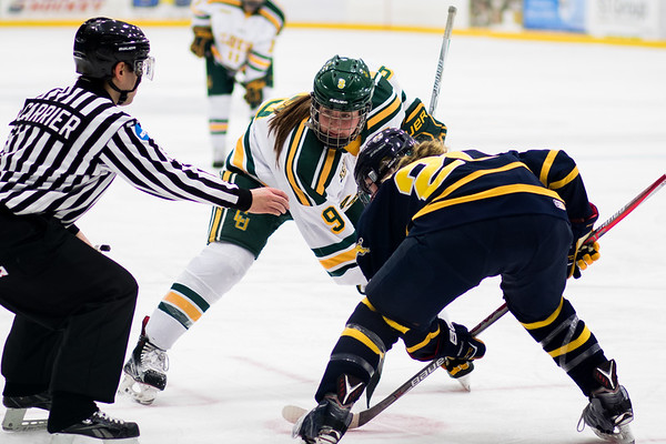 Clarkson Athletics: Women Hockey vs. Quinnipiac. Clarkson win 1-0.