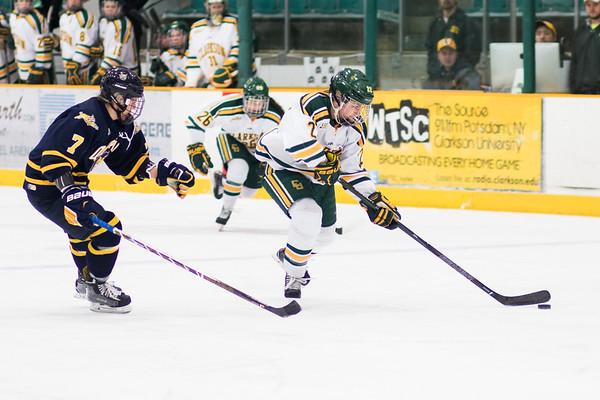 Clarkson Athletics: Women Hockey vs. Quinnipiac. Clarkson win 1-0.