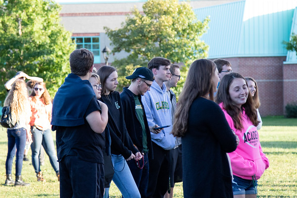 Clarkson University Annual Fallfest Concert Featuring Sammy Adams and Jeff LeBlanc