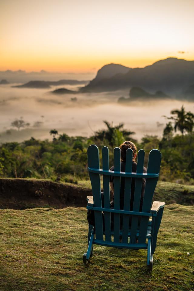 Sunrise   Viñales, Cuba