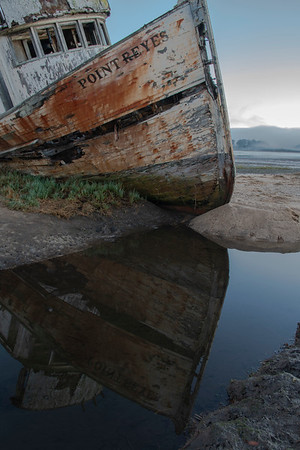 Reflections of Point Reyes