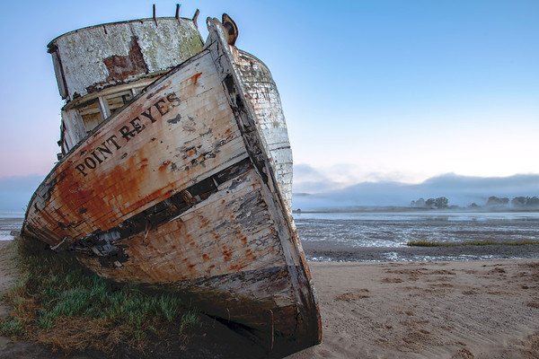 First Light Shipwreck Inverness
