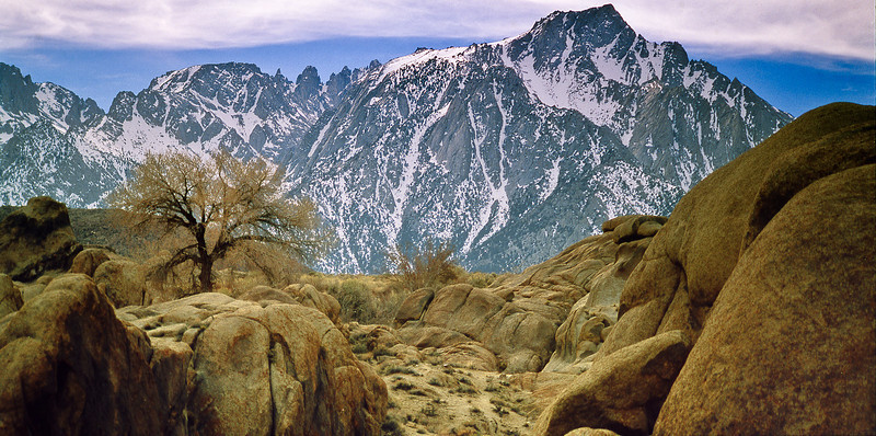 Mount Whitney 2009