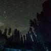 Middle Mc Cloud Falls night sky 2