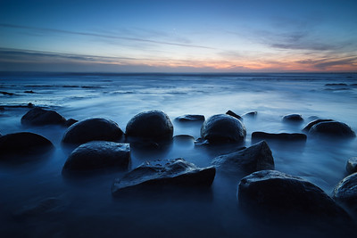 """Bowling Ball Beach"" - Sonoma Coast, CA"