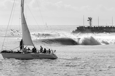 Santa Barbara Harbor - Sandspit