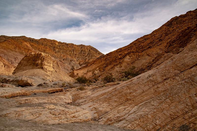 Beautiful Mosaic Canyon Death Valley