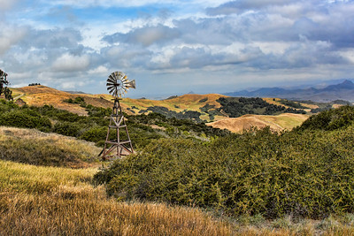 Prefumo Canyon Windmill