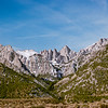 Mt. Whitney before the climb.