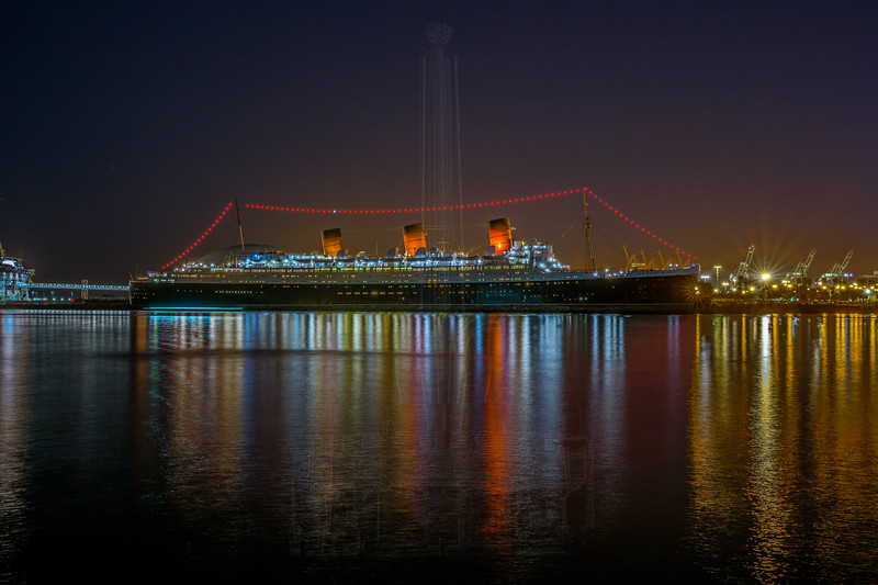 The Queen Mary.