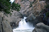 Roaring River Falls - springtime snow melt, flowing from the upper Sierra Nevada - Kings Canyon National Park - California