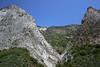 Intrusive igneous granite outcrops - along the Sierra Nevada - Monarch Wilderness Area - Sequoia National Forest - California