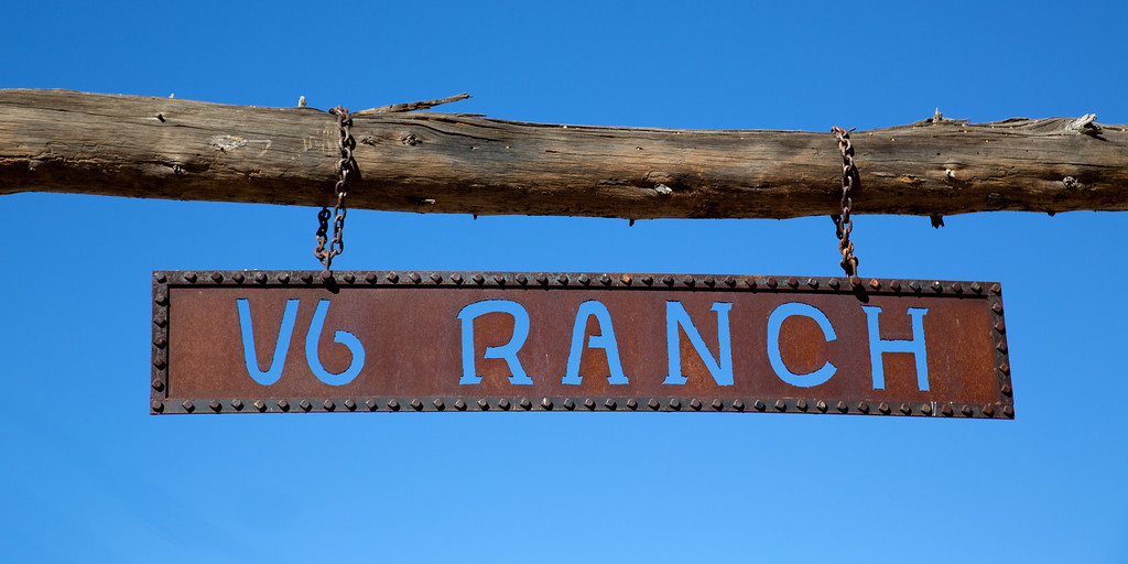 The V6 Ranch home for our 4 day workshop.