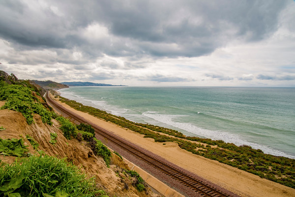 Ride the Coastal Rails