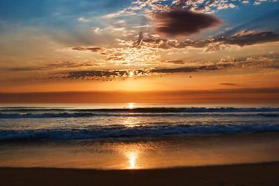 Central Coast Sunset