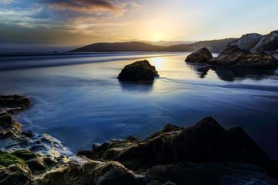 Avila Beach & Pier Sunset
