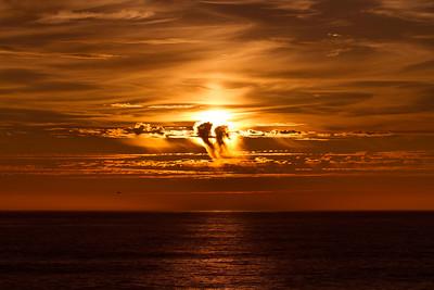 Dancing Devils Sunset