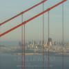 Golden Gate Bridge Detail