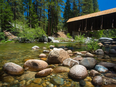 Yosemite Covered Bridge