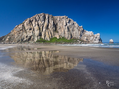 Reflecting On Morro Rock