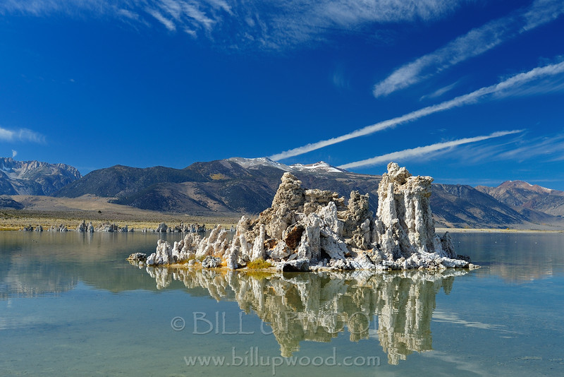 Sierra Nevada Mountains and Mono Lake
