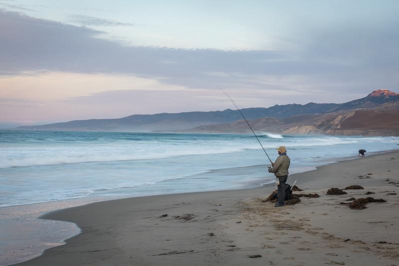 Jalama Beach Fishing