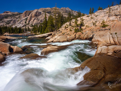 Yosemite Whitewater