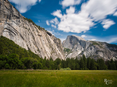 Ahwahnee Meadow in May