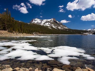 Yosemite Ice & Sky
