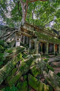 Tha Phrom Temple, Siem Reap, Cambodia (1)